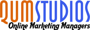 QumStudios Online Marketing Managers Logo