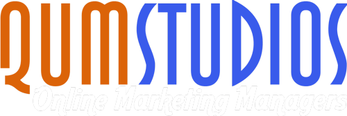 QumStudios Online Marketing Managers Logo