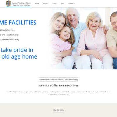 Qum Studios Website Design Portfolio - Suikerbos Aftree Oord Heidelberg