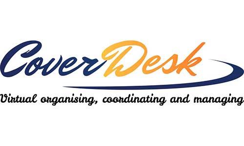 Qum Studios Logo Design Portfolio - Cover Desk