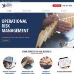 Qum Studios Website Portfolio Horizon Risk Solutions Website