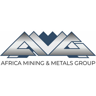 Qum Studios Logo Design Africa Mining and Metals Group